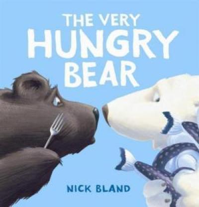 he Very Hungry Bear - Nick Bland