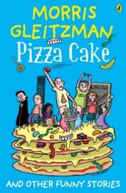 pizza cake - My Book Corner
