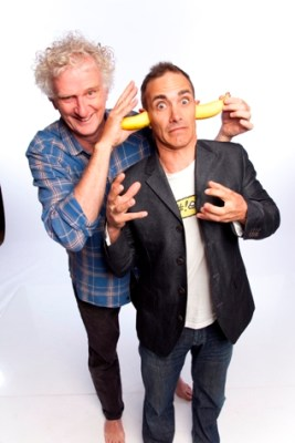 Andy Griffiths and Terry Denton - My Book Corner
