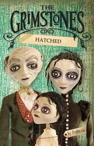 grimstones hatched - My Book Corner