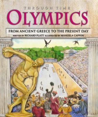 Through Time Olympics - My Book Corner