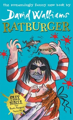 RatBurger - David Walliams