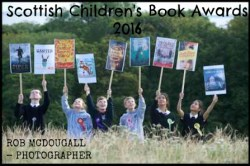Scottish Children's Book Awards shortlist is announced.