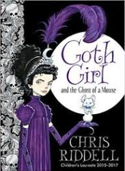 Goth Girl by Chris Riddell