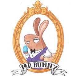 mr bunny - Elys Dolan