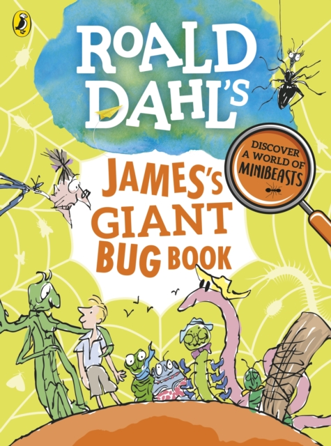 James's Giant Bug Book