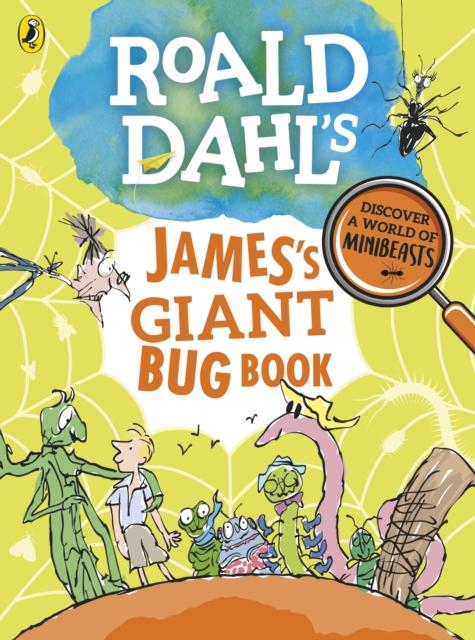 James's Giant Bug Book