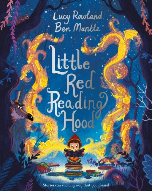 Little Red Reading Hood