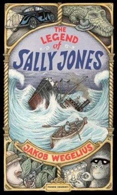 The Legend of Sally Jones