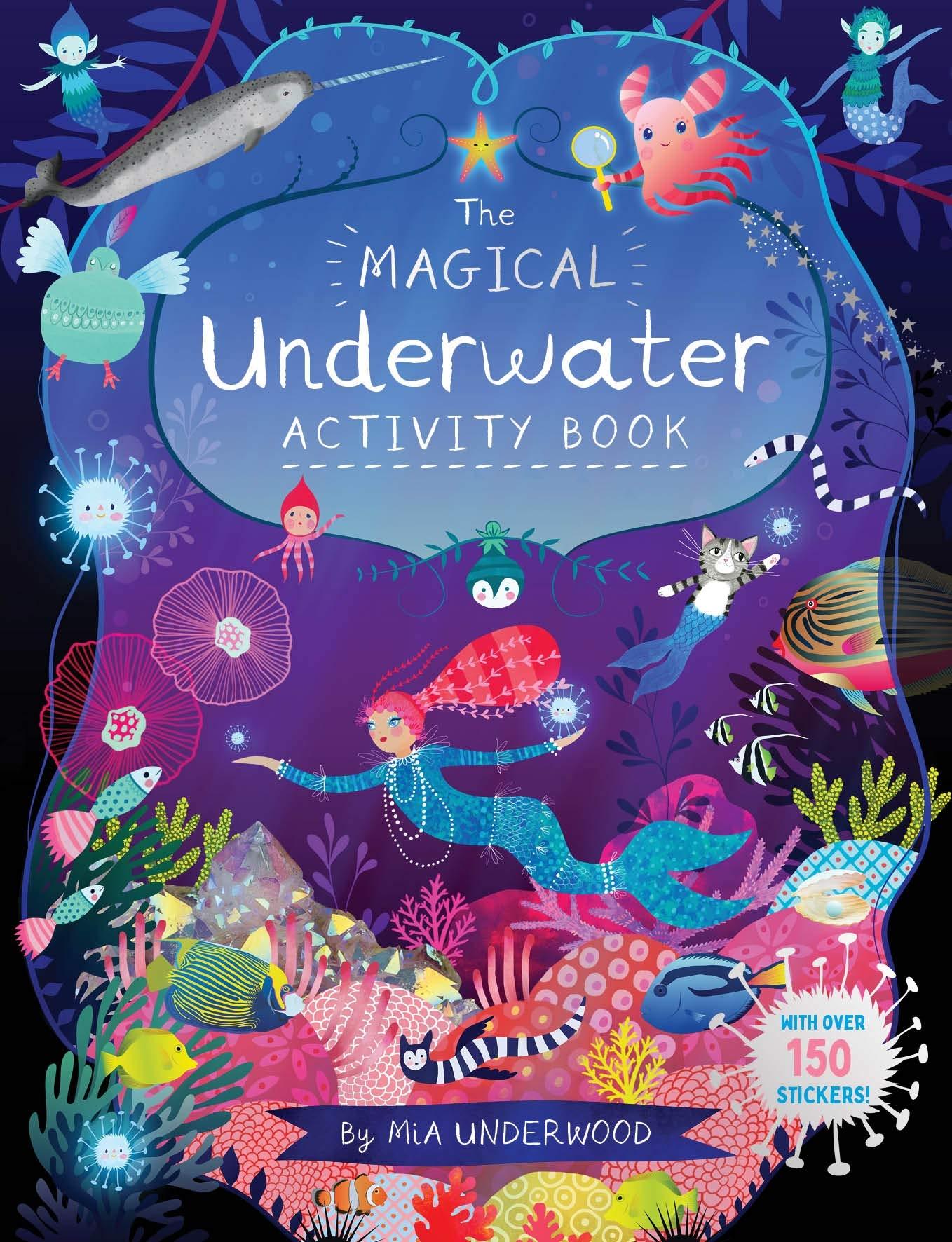 magicalunderwateractivitybook