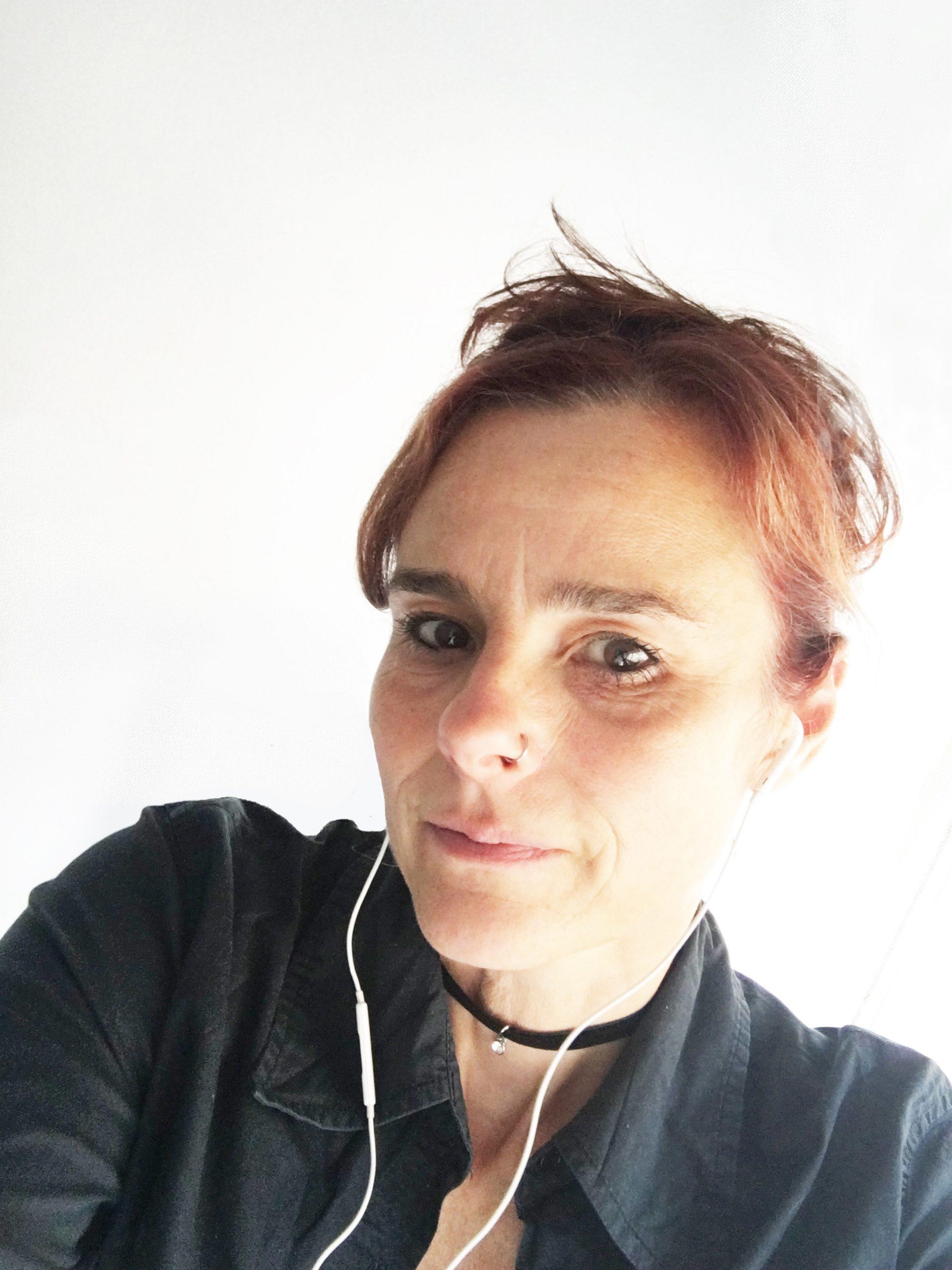 Caryl Portrait