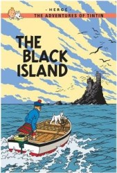 The Black Island cover