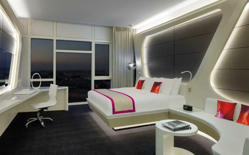 V Hotel Dubai Curio Collection By Hilton A Design