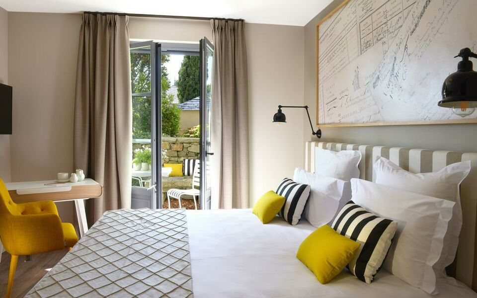 Le Gnral DElbe Hotel Amp Spa Noirmoutier En Llle