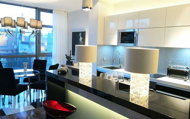 Luxury Apartments Mondrian Old Town 6 Rooms