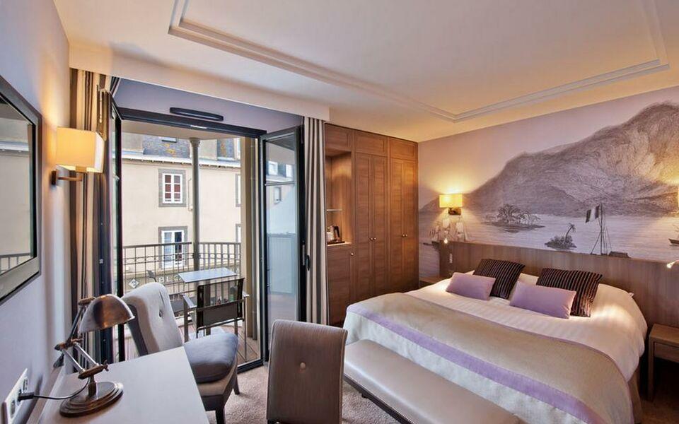 Htel Le Nouveau Monde Saint Malo France My Boutique Hotel