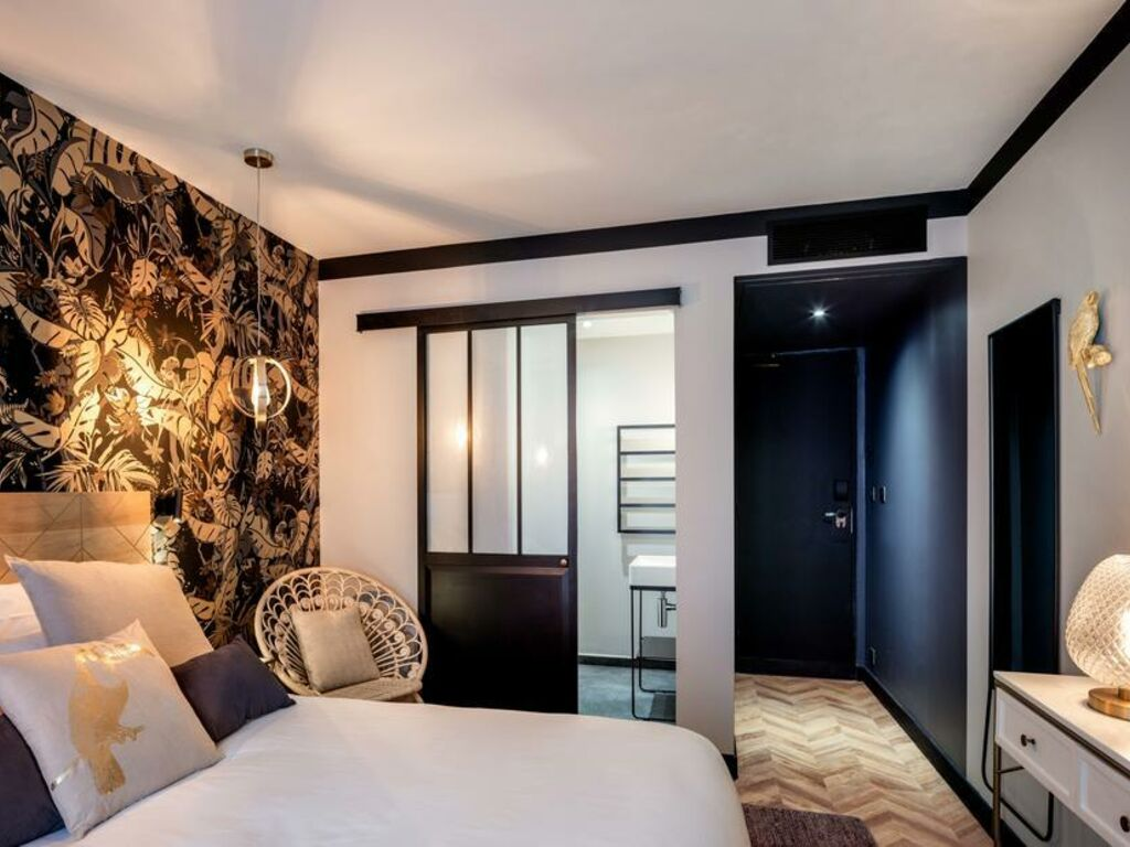 letti singoli maison du monde in vendita in arredamento e casalinghi: Maisons Du Monde Hotel Suites A Design Boutique Hotel Nantes France