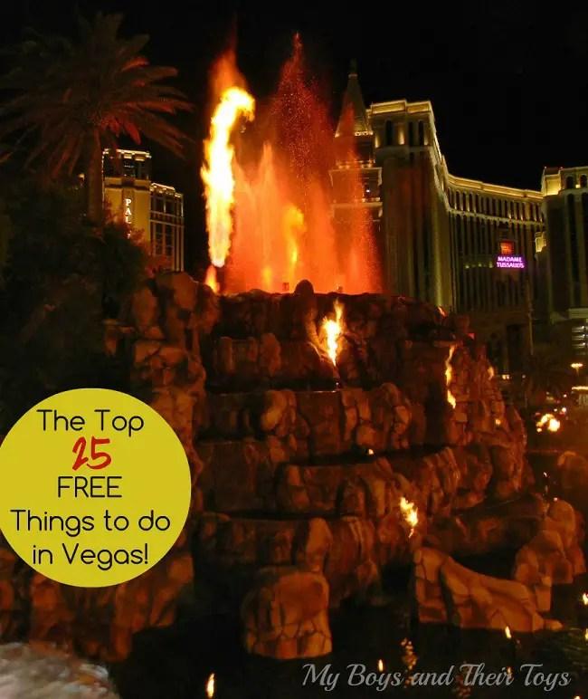 Las Vegas- Top 25 Things To Do When You Visit Las Vegas