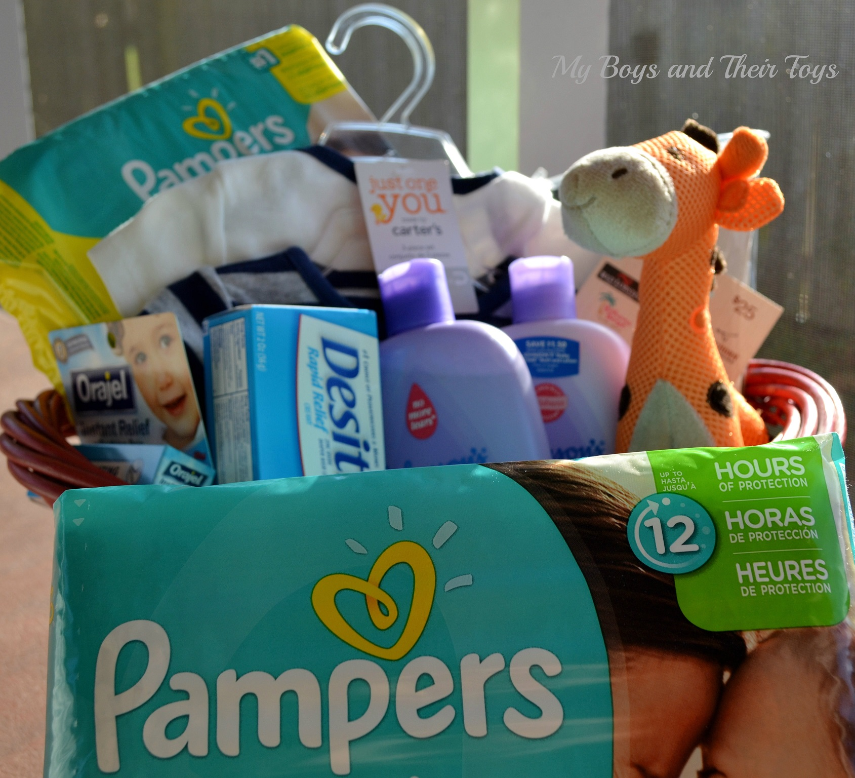 Give The Gift Of Sleep With Pampers
