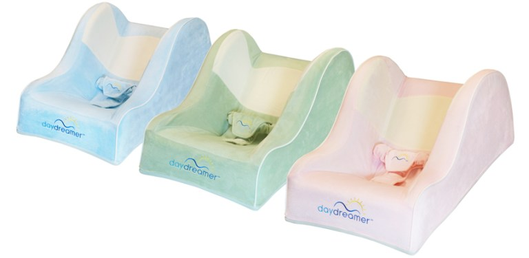 daydream baby bed