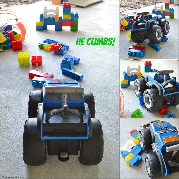 Max Tow Truck toy