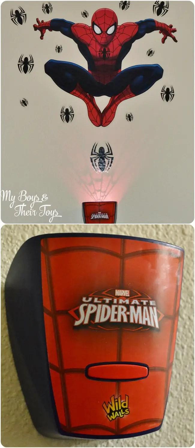 Wild Walls Spider-Man