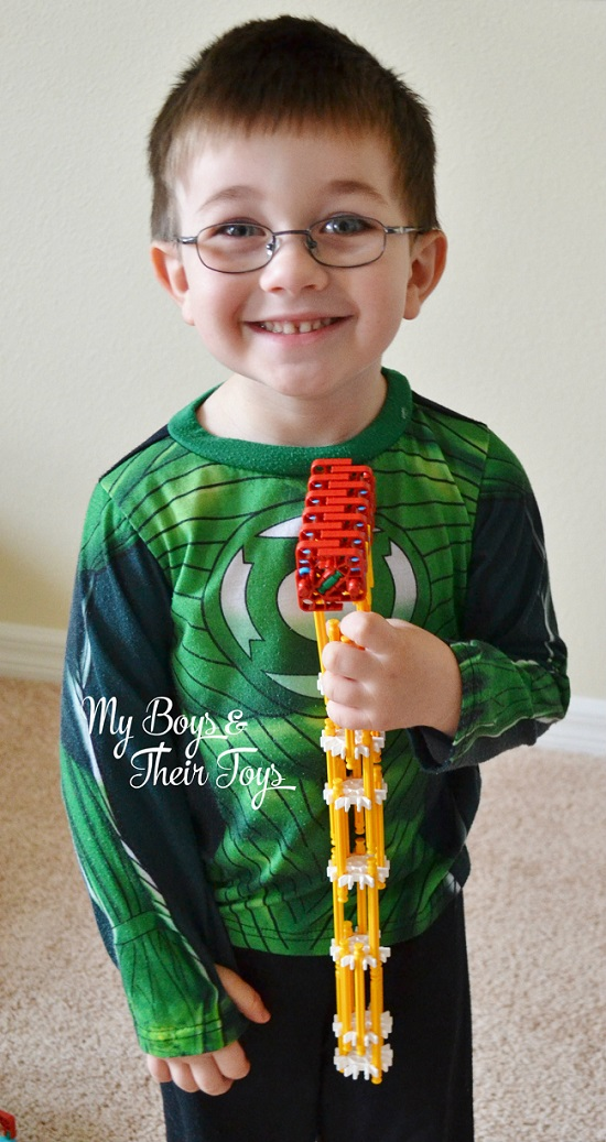 KNEX Mini Golf Game Angry Birds Giveaway My Boys and