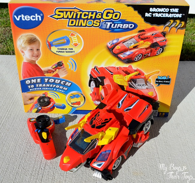 Vtech Dino Bronco
