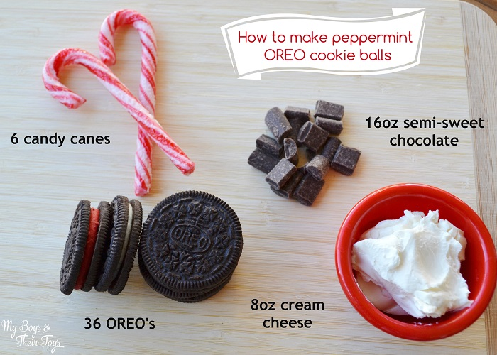 how to make cookie balls