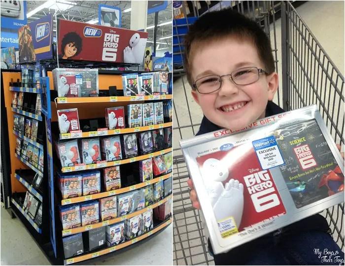 Walmart Big Hero 6