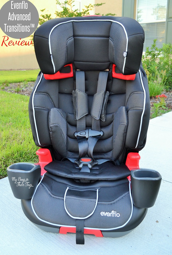 why you need the evenflo advanced transitions booster car seat for your growing toddler my. Black Bedroom Furniture Sets. Home Design Ideas