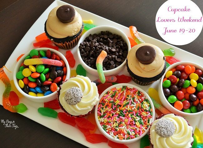 cupcake lovers weekend