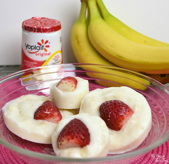 yogurt bites