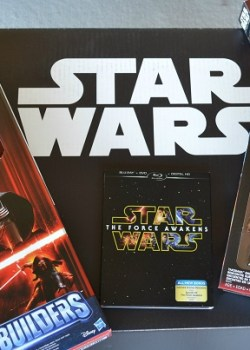 Star Wars The Force Awakens party