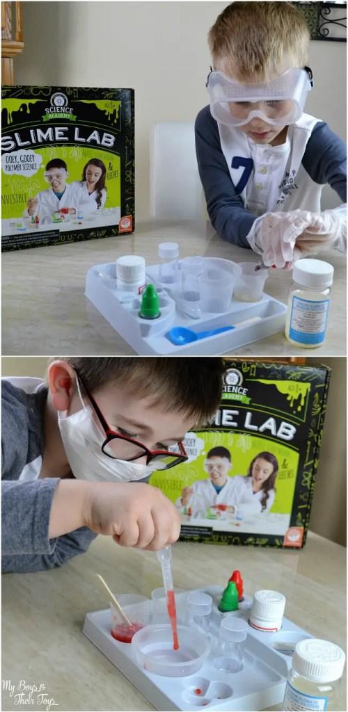 make slime