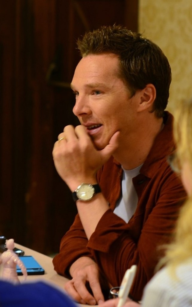 benedict cumberbatch interview