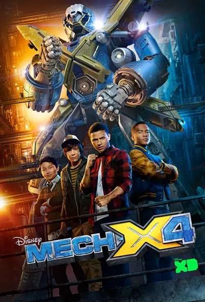 Mech X 4