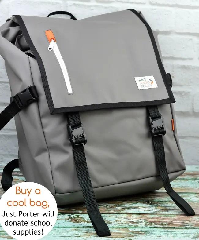 Just Porter bag