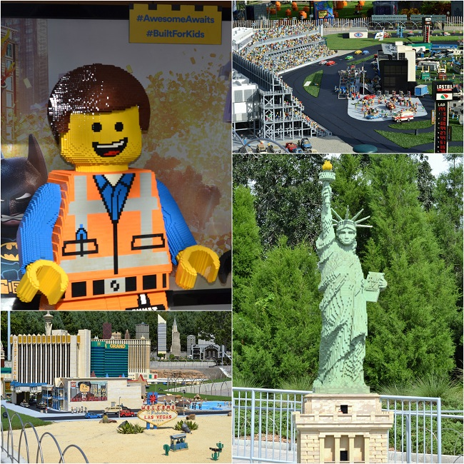 legoland mini city