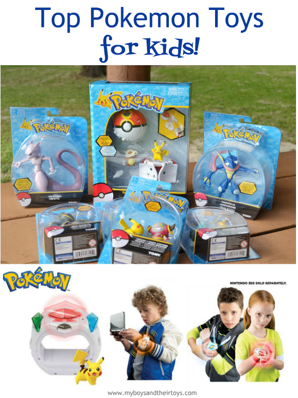 Best Pokemon Toys : Top pokemon toys for kids my boys and their