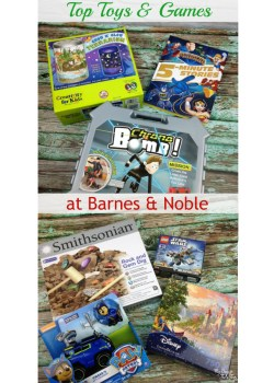 Top Toys and Games at Barnes & Noble