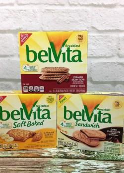 grab go breakfast belvita