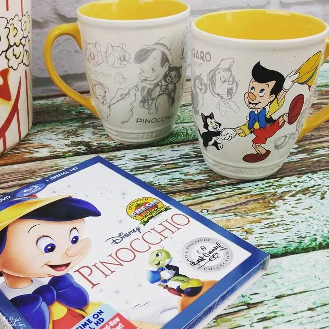 Pinocchio movie