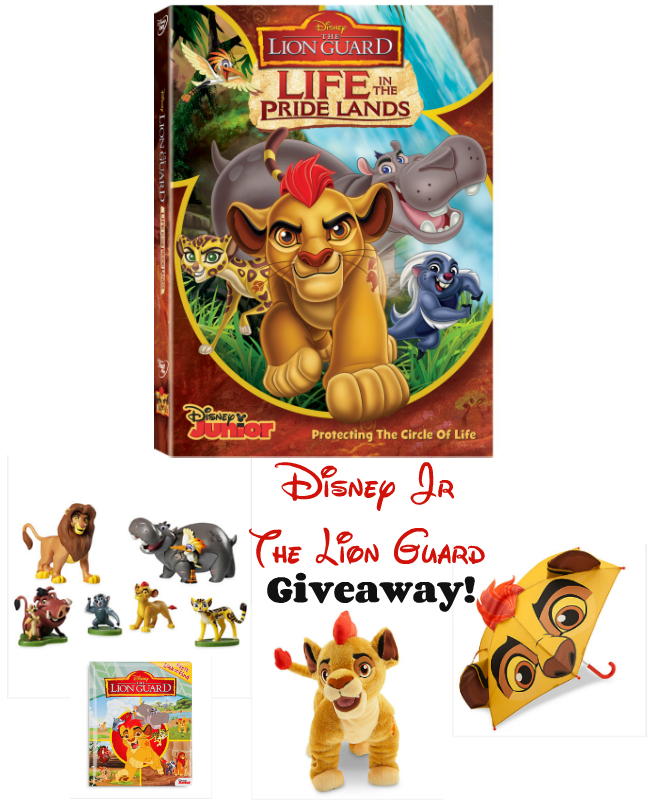 disney jr the lion guard