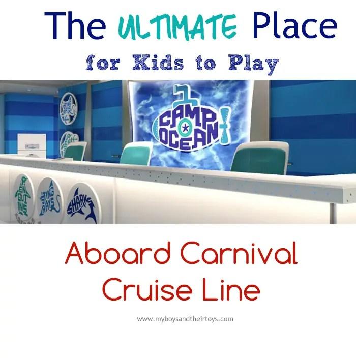 carnival camp ocean