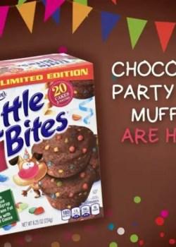 little bites party cakes