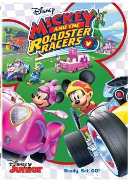 MickeyAndTheRoadsterRacers DVD