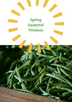 Fresh From Florida + Spring Seasonal Produce List