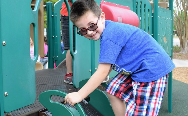 Why is Outdoor Play Important?