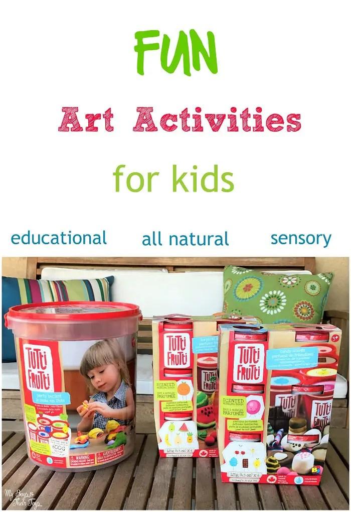 Fun Art Activities for Kids